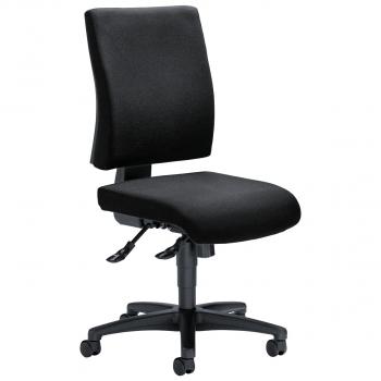 Bürodrehstuhl Comfort R, schwarz