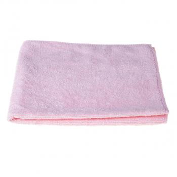 Microfasertücher, rosa, 40 x 40 cm, 5 Stück