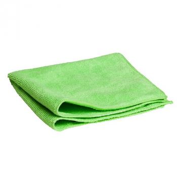 Microfasertücher, grün, 40 x 40 cm, 5 Stück