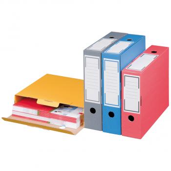 smartboxpro Archivschachteln, gelb, Pack à 20 Stück