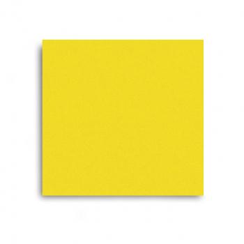 Edelweiss Servietten maisgelb, 3-lagig, 40 x 40 cm, 1/4 Falz, randgeprägt, Pack à 100 Stück
