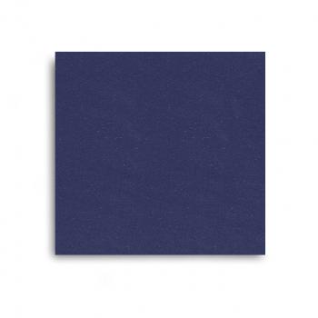 Edelweiss Servietten blau, 3-lagig, 40 x 40 cm, 1/4 Falz, randgeprägt, Pack à 100 Stück