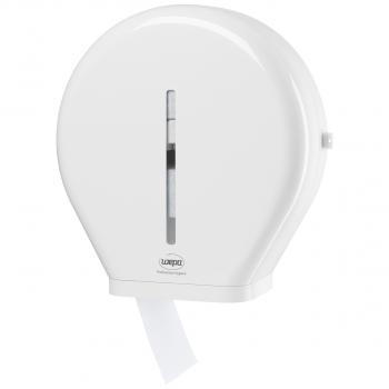 Jumbo-Toilettenpapierrollen-Spender Wepa weiss