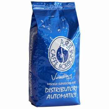 Borbone Vending Kaffeebohnen Blu, Pack à 1Kg
