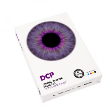 Kopierpapier DCP Supersilk für Farblaserdrucker A4, 90 g/m², Pack à 500 Blatt