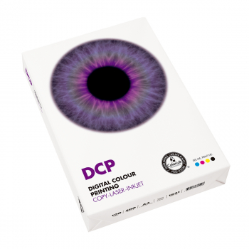 Kopierpapier DCP Supersilk für Farblaserdrucker A4, 100 g/m², Pack à 500 Blatt