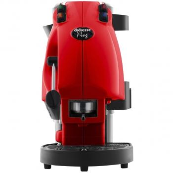 Didiesse Frog Revolution Pads Kaffeemaschine-Rot für E.S.E Pads 38 / 44mm