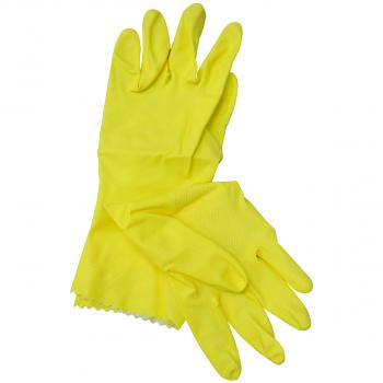 Allzweck-Handschuh Naturlatex Vileda Contract, gelb