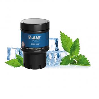 Kartusche für V-Air® SOLID Lufterfrischer Vectair, Cool Mint