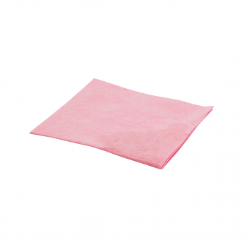 Putzlappen Color- Vlies, rosa, 38x40 cm, 110 g/m2, 200 Stück
