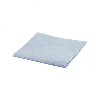 Putzlappen Color- Vlies, blau, 38x40 cm, 110 g/m2, 200 Stück