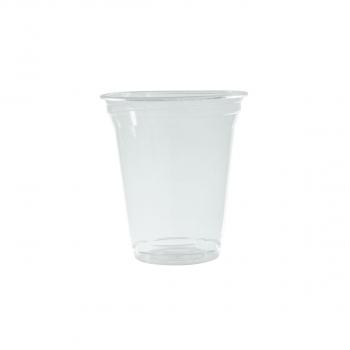 Kaltgetränke-Becher, 3 dl, aus PLA glasklar