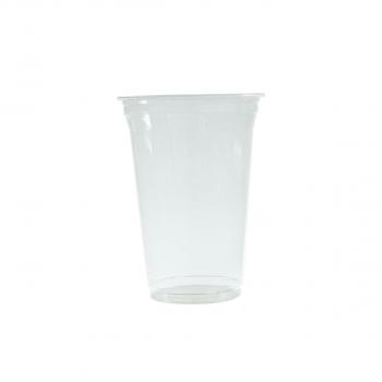 Kaltgetränke-Becher, 4 dl, aus PLA glasklar