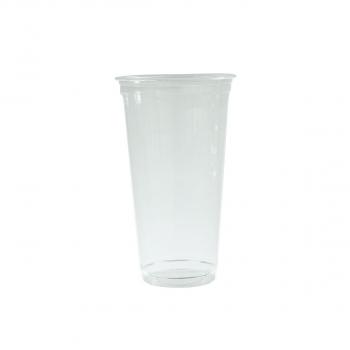 Kaltgetränke-Becher, 5 dl, aus PLA glasklar