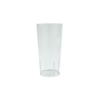 Mehrwegbecher 3 dl , glasklar, aus SAN geeicht