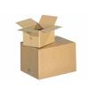 Kartons aus Wellpappe für Klebeverschluss, 1-wellig, für leichte Güter, 305 x 215 x 300 mm, Pack zu 25 Stück