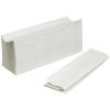 Recycling-Papierhandtücher 1-lagig, grau, Z-Falzung, Karton à 3'000 Stück