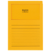 ELCO Ordo Classico mit Linien, goldgelb, Pack à 100 Stück