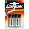 2 Energizer Batterien Modell C, LR14, Baby 1.5 Volt