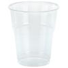 Einwegbecher für Inhalt 200 ml, transparent, Pack à 50 Stück