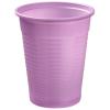Mundspülbecher für max. 180 ml lila, Pack à 50 Stück
