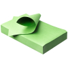 Unterlagen 18 x 28 cm, fresh green, Pack à 250 Stück