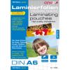 100 GENIE Laminiertaschen für Format A6 (110 x 160 mm)