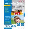 100 GENIE Laminiertaschen für Format A5 (154 x 216 mm)