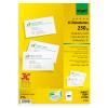 sigel Visitenkarten, 250 g/m², Pack à 100 Stück