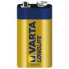 1 VARTA Batterie Modell 9 V, 6LR61, E-Block 9.0 Volt