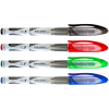 GENIE Liquidroller 0.5 mm, Schreibfarbe assortiert, Pack à 12 Stück