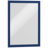 2 Durable Informationsrahmen DURAFRAME®, blau