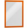 2 Durable Informationsrahmen DURAFRAME®, orange