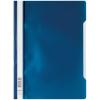 Durable Schnellhefter A4, blau