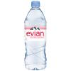 Evian Mineralwasser, ohne Kohlensäure, 6 x 100 cl