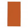 Servietten orange, 2-lagig, 33 x 33 cm, 1/8 Kopffalz, randgeprägt, Pack à 100 Stück