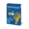 NAVIGATOR Office Card Korpierpapier Superweiss in A4, 160 g/m², Pack à 250 Blatt