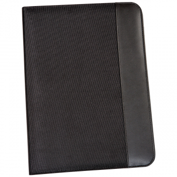 GENIE Konferenzmappe schwarz im Format A4