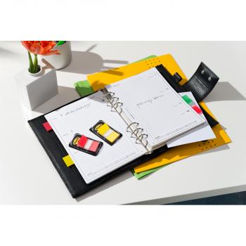 Post-it Index Haftstreifen gelb, Pack à 2 x 50 Stück