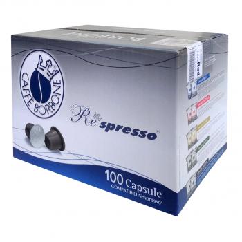 CAFFÈ BORBONE, Respresso Miscela Nera, 100 Kapseln
