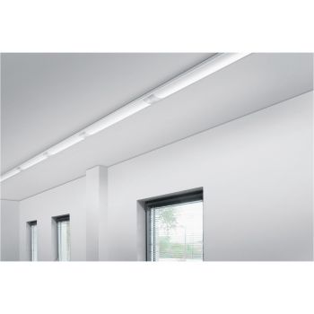 Hansa Deckenleuchte LED 40-124, lichtgrau