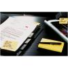 Post-it Haftnotizen gelb 76 mm x 76 mm mit 100 Blatt