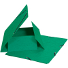 Biella Gummibandmappe, grün