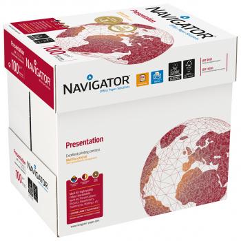 NAVIGATOR Kopierpapier/Universalpapier Presentation in A4, 100 g/m², Pack à 500 Blatt